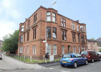 Thumbnail 2 bed flat for sale in Windsor Terrace, Woodside, Glasgow