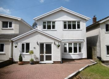 Thumbnail 4 bedroom detached house for sale in Ashwood Drive, Gellinudd, Pontardawe, Swansea.