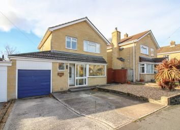 Thumbnail 3 bed property for sale in Mendip Drive, Frome