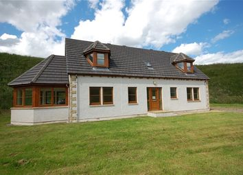 Thumbnail 4 bed detached house for sale in Glenrinnes, Keith