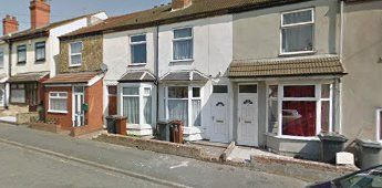 Thumbnail 2 bed terraced house to rent in Ashley Street, Bilston