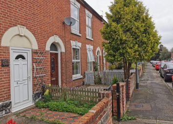 Thumbnail 2 bed terraced house to rent in Carshalton Road, Norwich