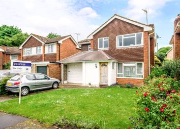 Thumbnail 4 bedroom detached house for sale in Lapwing Close, Horsham, West Sussex