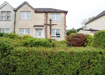 Thumbnail 3 bed semi-detached house for sale in Elm Road, Clydebank