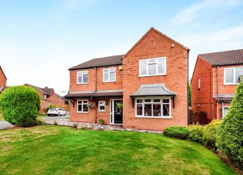Thumbnail 4 bed detached house for sale in Garnet Close, Stonnall, Walsall, .