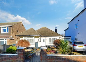 Thumbnail 2 bed detached bungalow for sale in Ridgeway Cliff, Herne Bay
