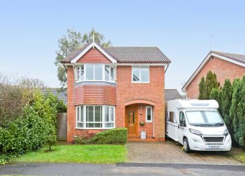Thumbnail 4 bedroom detached house for sale in Withy Bush, Burgess Hill