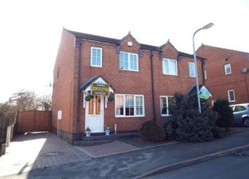 Thumbnail 2 bed property to rent in Bromley Close, Hednesford, Cannock