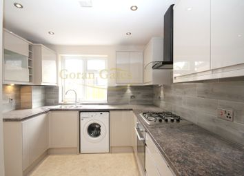 Thumbnail 4 bed terraced house to rent in Priory Avenue, Wembley