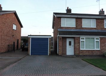 Thumbnail 3 bed semi-detached house to rent in The Orchard, Market Deeping, Peterborough, Lincolnshire