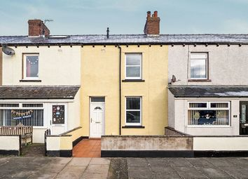 Thumbnail 2 bed terraced house for sale in Waver Street, Silloth, Wigton