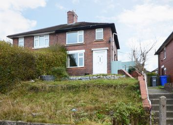 Thumbnail 3 bed semi-detached house for sale in Thornley Road, Burslem, Stoke-On-Trent