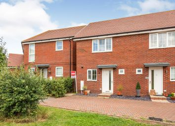 Thumbnail 2 bed end terrace house for sale in Botha Close, Upper Cambourne, Cambridge