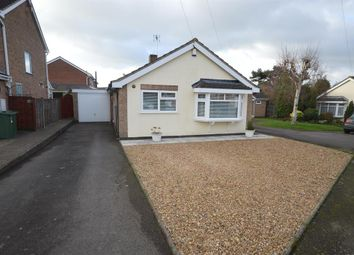 Thumbnail 3 bed bungalow for sale in Sanderson Close, Whetstone, Leics