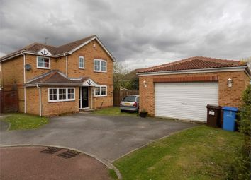 Thumbnail 4 bed detached house for sale in Harvest Close, Carlton-In-Lindrick, Worksop, Nottinghamshire