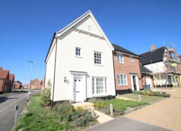 Thumbnail 3 bed semi-detached house to rent in Beech Road, Saxmundham