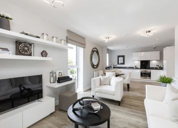 Thumbnail 3 bed flat for sale in William Booth Road, London