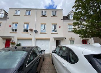 Thumbnail 4 bedroom town house to rent in Barlow Gardens, Plymouth