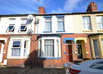 Thumbnail 3 bed terraced house for sale in 36 Southampton Road, Far Cotton, Northampton, Northamptonshire