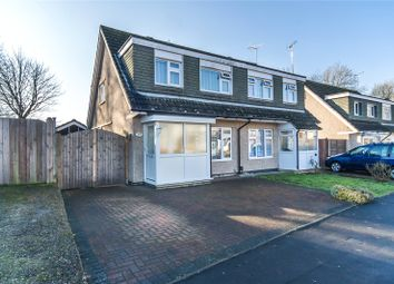 Thumbnail 4 bed semi-detached house for sale in Welland Road, Tonbridge, Kent