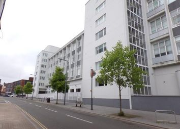 Thumbnail 2 bedroom flat for sale in The Exchange, 5 Lee Street, Leicester, Leicestershire