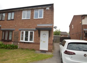 Thumbnail 2 bed semi-detached house to rent in Crown Court, Darlaston, Wednesbury