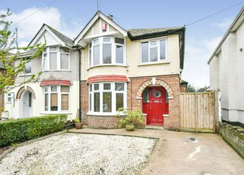 3 bed semi-detached house for sale in Headlands Grove, Swindon SN2