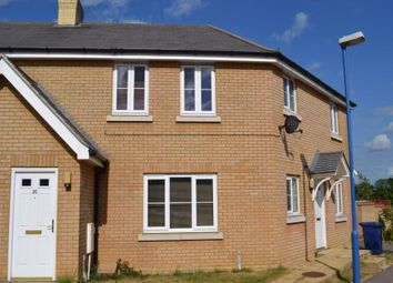 Thumbnail 2 bedroom flat for sale in Mayfield Way, Great Cambourne, Cambourne, Cambridge