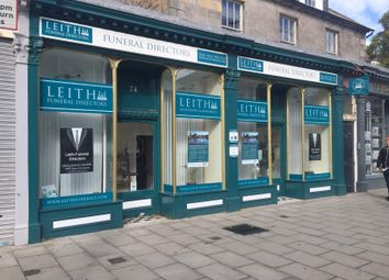 Thumbnail Commercial property for sale in 72-74 Leith Walk, Edinburgh