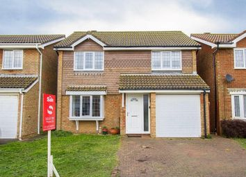 The Covers, Seaford BN25. 4 bed detached house for sale