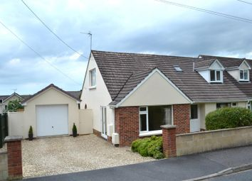 Thumbnail 4 bed semi-detached bungalow for sale in Cherry Grove, Barnstaple