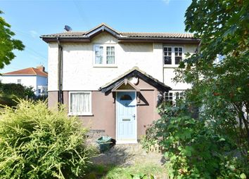 Thumbnail 2 bed semi-detached house for sale in High Street, Lower Stoke, Rochester, Kent
