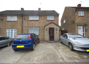3 bed semi-detached house for sale in Daventry Road, Harold Hill, Essex RM3