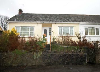 Thumbnail 2 bed bungalow for sale in Bedw Close, Porth, Porth