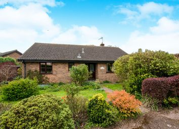 Thumbnail 3 bedroom detached bungalow for sale in Elizabeth Drive, Chedburgh, Bury St. Edmunds