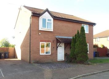 Thumbnail 2 bed property to rent in Warwick Drive, Bury St. Edmunds