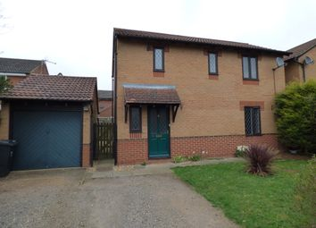 Thumbnail 3 bed detached house to rent in Hawthorne Close, Woodford Halse, Woodford Halse, Daventry, Northamptonshire