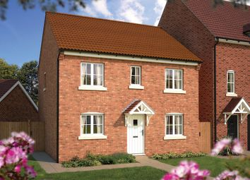 "Thumbnail 4 bed detached house for sale in ""The Buxton"" at Coupland Road, Selby"