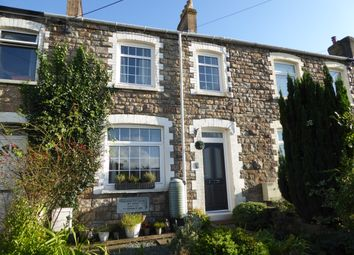 Thumbnail 3 bed terraced house for sale in Waterloo Terrace Road, Machen, Caerphilly