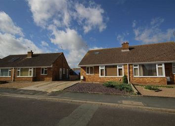Thumbnail 2 bed semi-detached bungalow for sale in Beaufort Road, Wroughton, Wiltshire