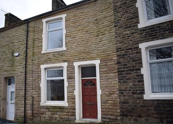 Thumbnail 2 bed terraced house for sale in Parish Street, Padiham, Lancs