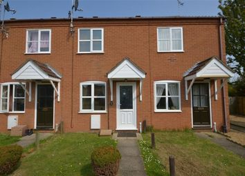 Thumbnail 2 bed terraced house to rent in Wallace Twite Way, Dersingham, King's Lynn