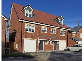 Thumbnail 3 bed mews house for sale in Bridgefold Road, Rochdale