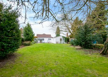 Thumbnail 3 bed detached bungalow for sale in Sibthorpe Hill, Tuxford, Newark