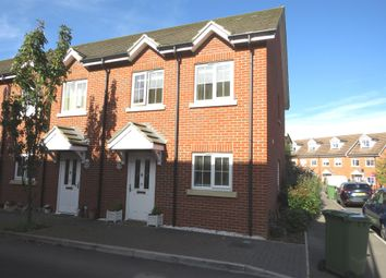 Thumbnail 2 bed end terrace house for sale in Hindmarch Crescent, Hedge End, Southampton