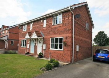 Thumbnail 3 bed semi-detached house for sale in 12 Lawson Avenue, Boroughbridge, Between Harrogate And York