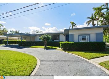 Thumbnail 3 bed property for sale in 401 Lido Dr, Fort Lauderdale, Fl, 33301