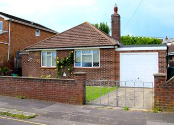 Thumbnail 3 bed detached bungalow for sale in Queens Road, Lee-On-The-Solent