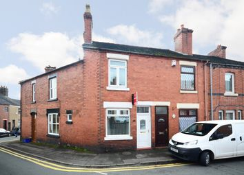 Thumbnail 2 bed terraced house to rent in Slaney Street, Newcastle Under Lyme, Staffordshire
