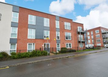 Thumbnail 1 bed flat for sale in Sheen Gardens, Heald Point, Manchester